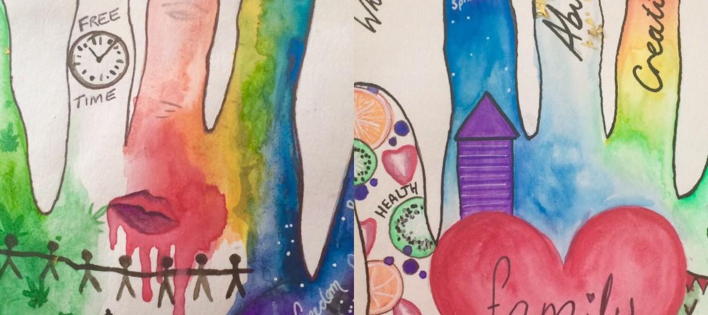 Art For Mental Health Michelle Morgan